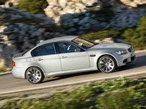Обои BMW - M3 Sedan: Sedan, BMW, BMW M3, BMW