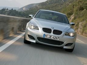 Обои BMW - M5 (2005): Скорость, BMW M5, BMW