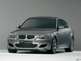 Обои BMW - M5 Concept (2004): BMW, BMW M5, BMW