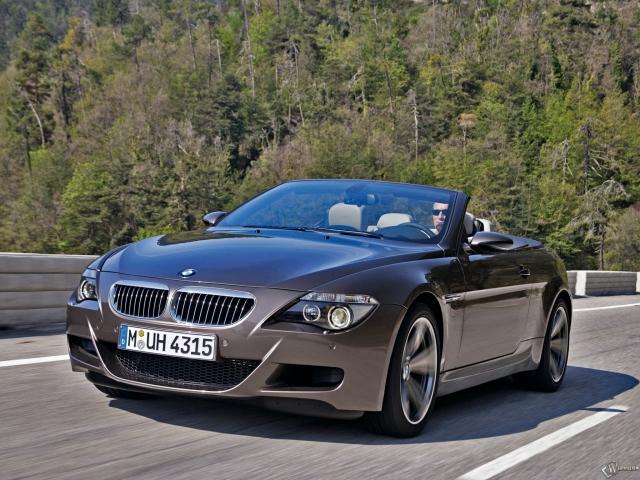 BMW - M6 Convertible (2007)