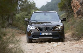 Обои BMW - X1 (2010): Внедорожник, Природа, BMW X1, BMW
