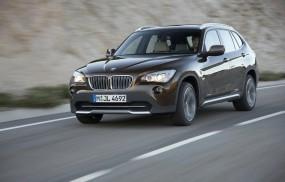 Обои BMW X1 (2010): Внедорожник, Скорость, BMW X1, BMW