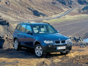 BMW - X3 (2004)
