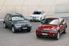 Обои BMW - X3 (2007): Внедорожники, Выставка авто, BMW X3, BMW