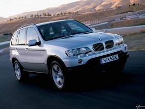 Обои BMW - X5 (2000): Внедорожник, BMW X5, BMW