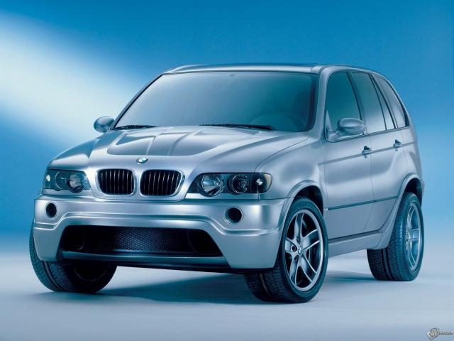 BMW X5 - Le Mans (2000)