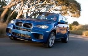 Обои BMW - X5 M (2010): Внедорожник, Шоссе, BMW X5, BMW