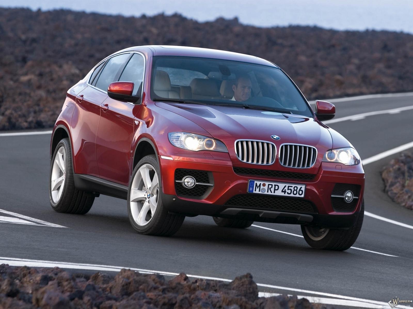 BMW - X6 (2008) 1600x1200