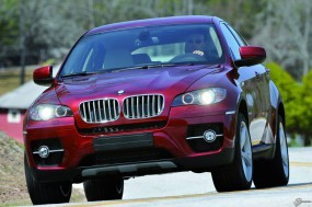 Обои BMW - X6 (2008): Внедорожник, BMW X6, BMW