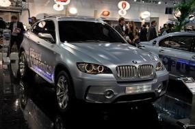 BMW - X6 Active Hybrid (2007)