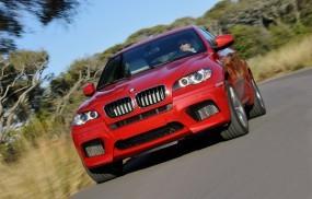 Обои BMW - X6 M (2010): Внедорожник, Бэха, BMW X6, BMW