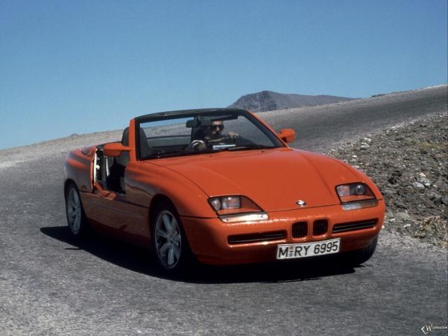 BMW - Z1 (1989)