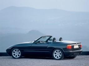 Обои BMW Z1 (1989): Кабриолет, BMW Z1, BMW