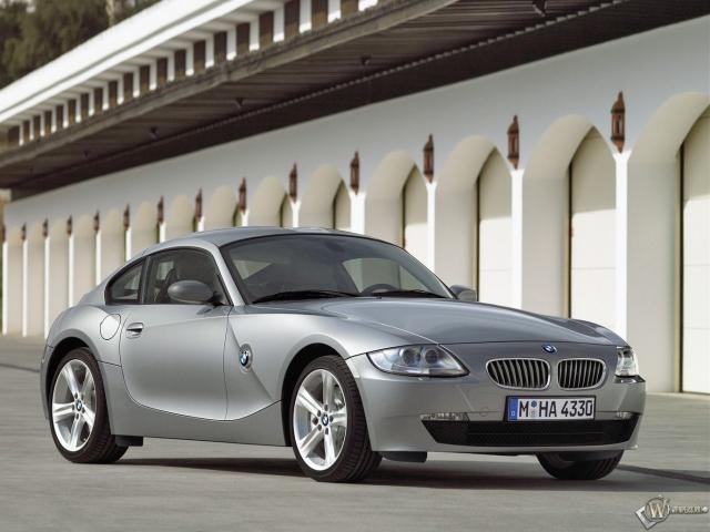 BMW Z4 Coupe (2006)