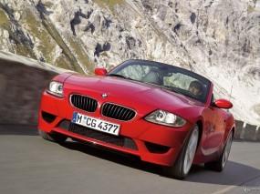 Обои BMW - Z4 M Roadster (2006): Скорость, Кабриолет, Roadster, BMW Z4, BMW
