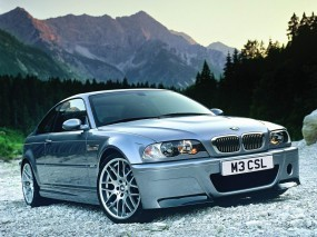 Обои BMW M3 CSL: BMW M3, BMW