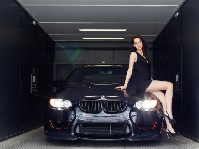 BMW M3 E92 Coupe Darth Maul Project