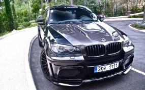 Обои BMW X6: , BMW
