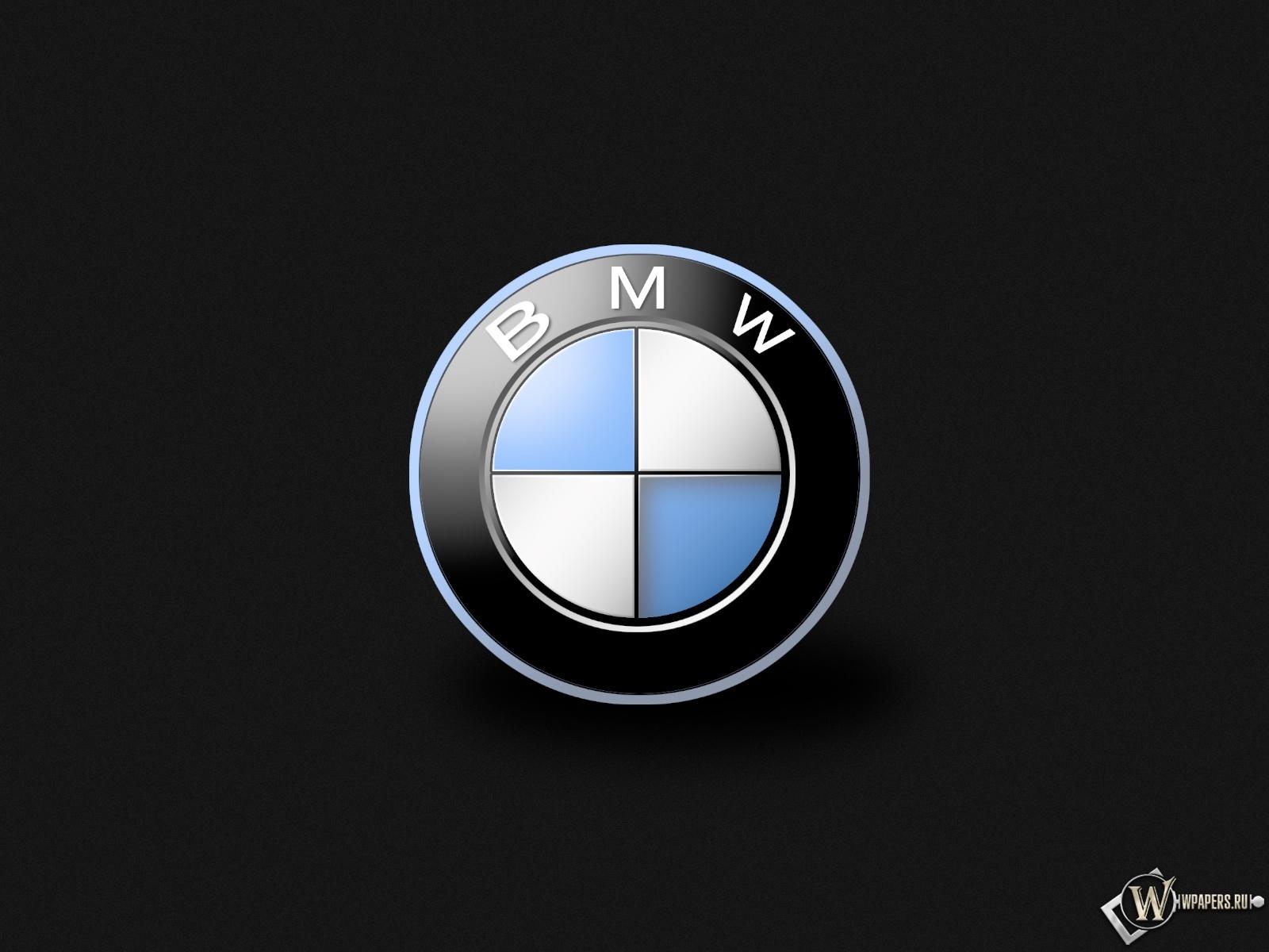 Эмблема логотип шильдик BMW