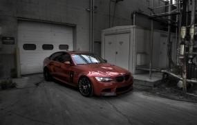 Обои E90 m3 sedan: Гараж, BMW M3, Тюнинг, BMW