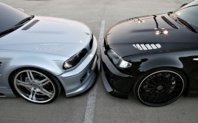 Two BMW M3