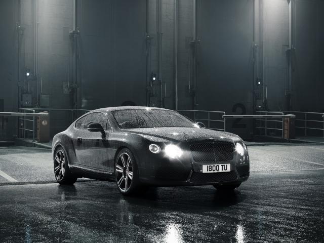 Bentley-Continental GT V8
