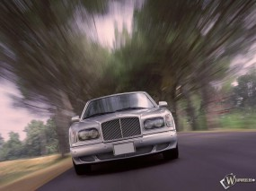 Обои Bentley Arnage : Bentley Arnage, Bentley