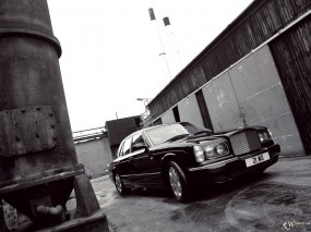 Обои Bentley Arnage: Bentley Arnage, Bentley