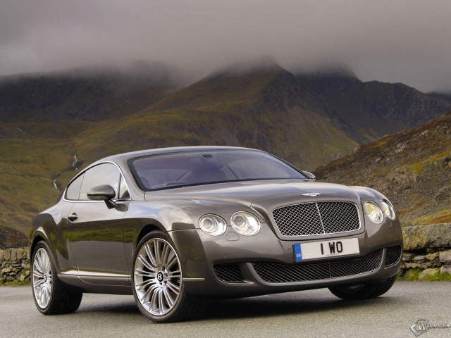 Bentley Continental GT (Бентли Континентал GT)