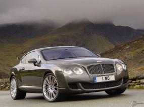 Bentley Continental GT (Бентли Континентал GT)