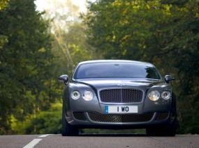 Обои Bentley Continental GT Speed: Bentley Continental GT, Bentley