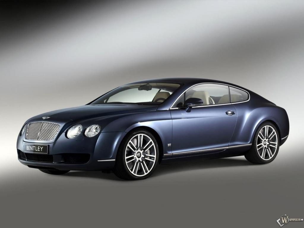 Bentley Continental GT 1024x768