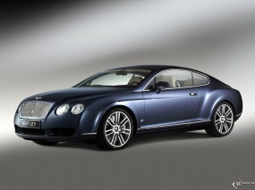 Обои Bentley Continental GT: Bentley Continental GT, Bentley