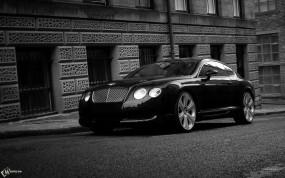 Обои Bentley Continental GT-S: Bentley Continental GT, Bentley