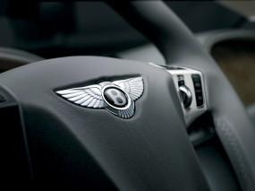 Обои Руль Bentley: Bentley, Руль, Bentley