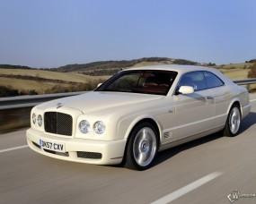 Обои Bentley Arnage: Bentley Arnage, Bentley