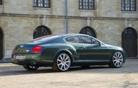 Обои Bentley Continental GT: Bentley Continental GT, Bentley