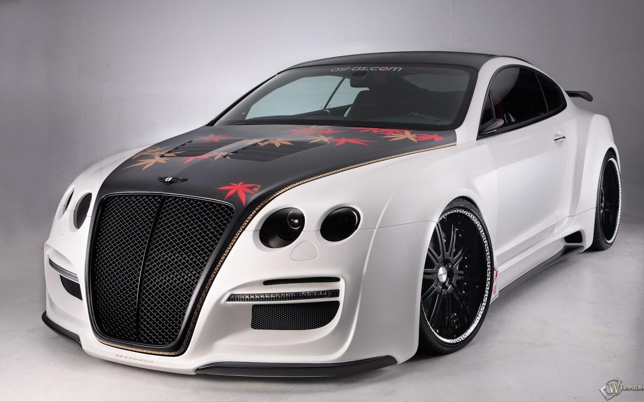 Bentley Continental GT 1280x800