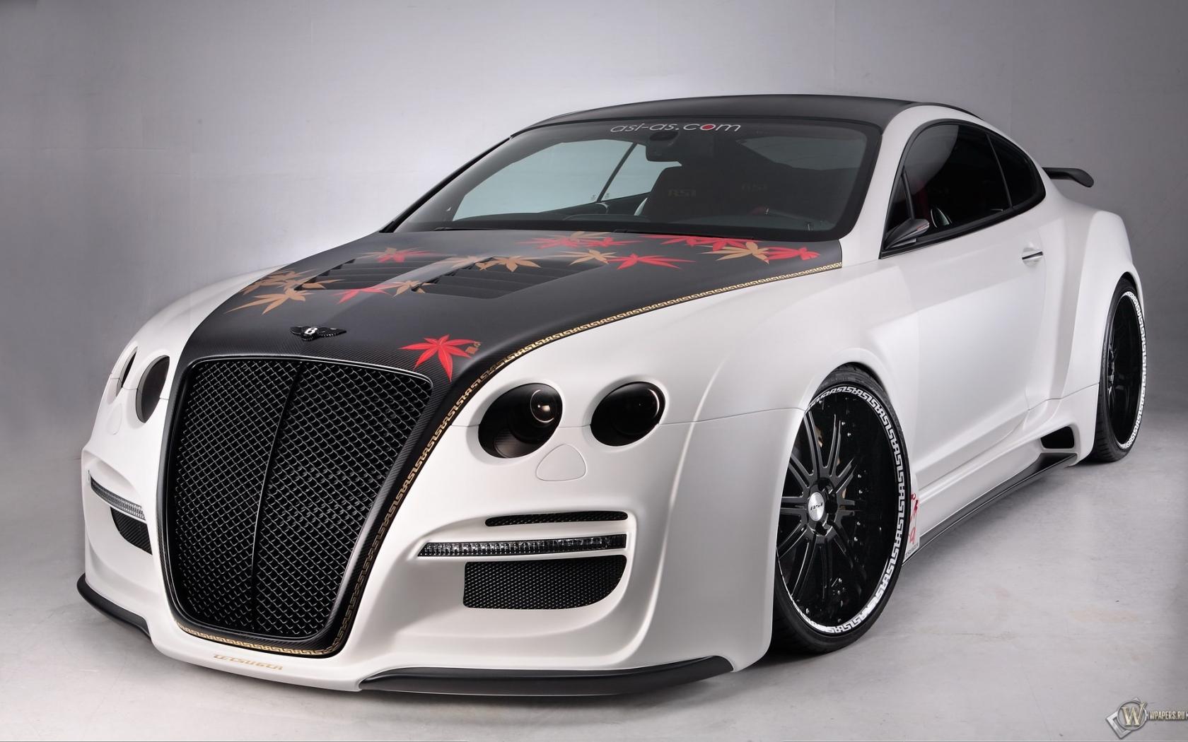 Bentley Continental GT 1680x1050