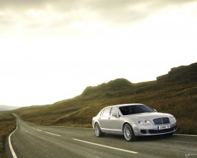 Bentley 2009 Continental Flying Spur Speed