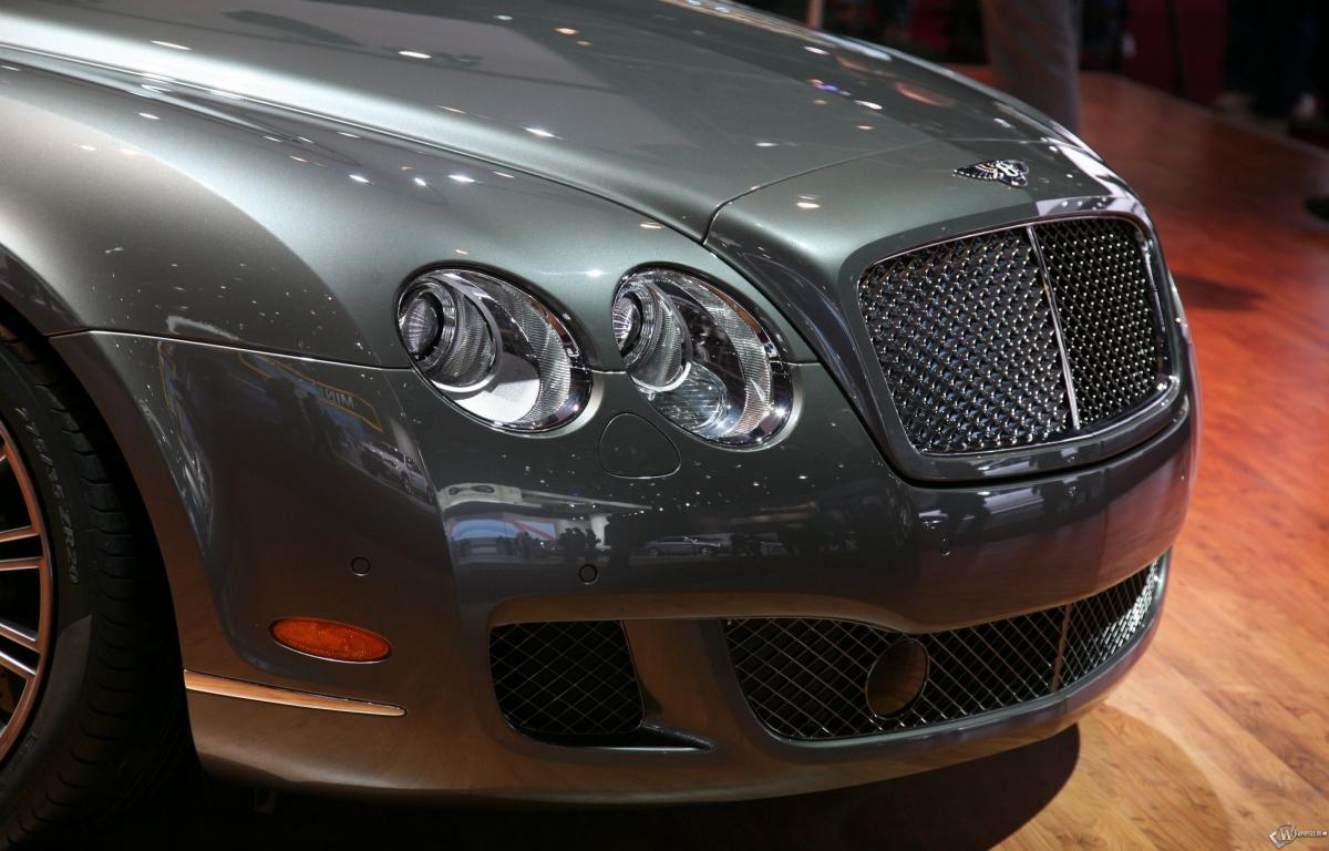 Bentley 2010 Continental GTC Speed 1200x768