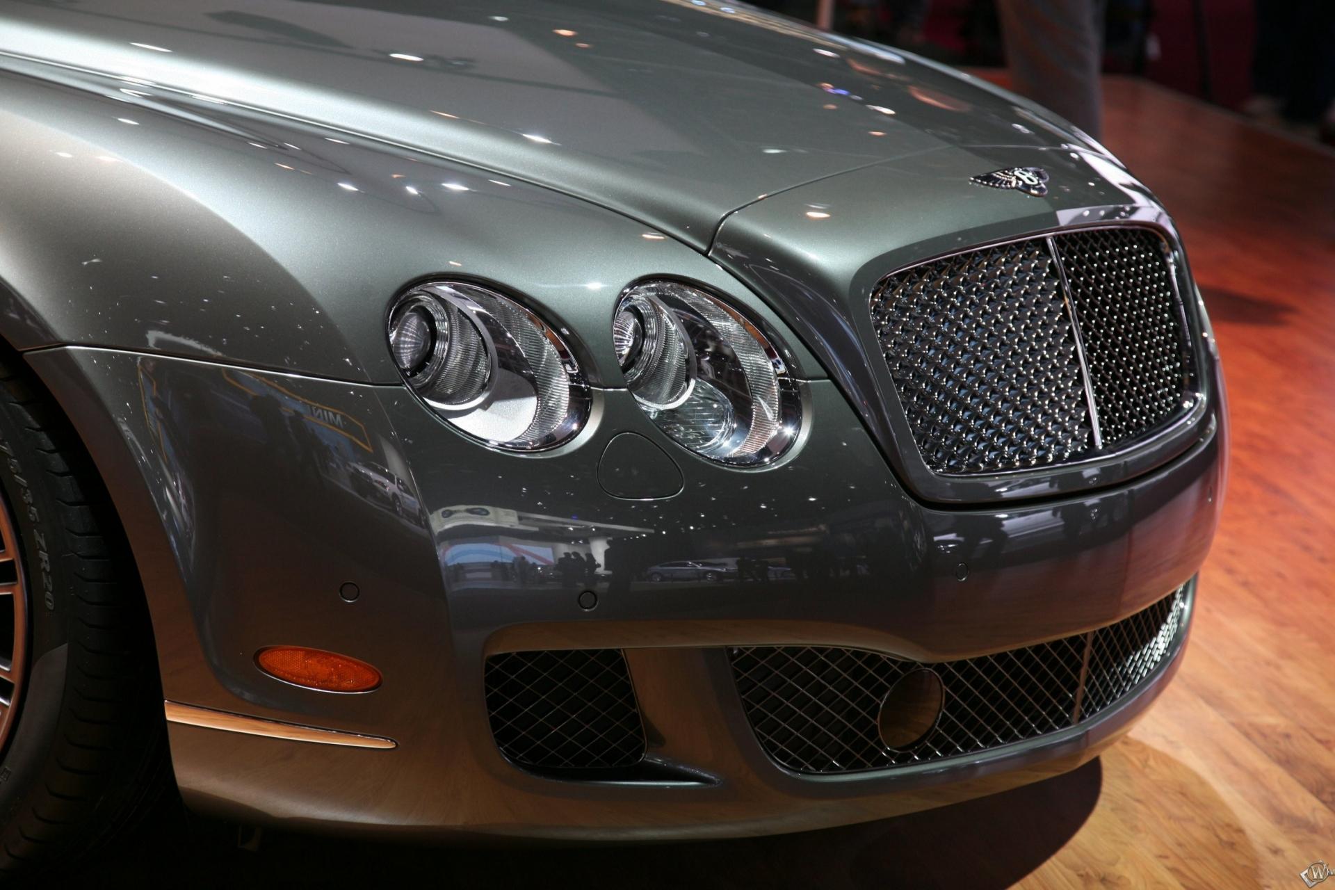 Bentley 2010 Continental GTC Speed 1920x1280