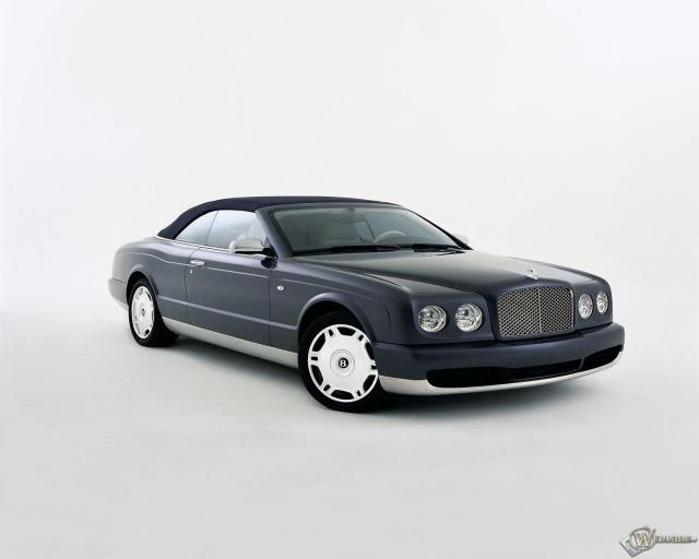Bentley Arnage Drophead Coupe 2