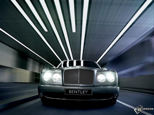 Bentley Arnage Front