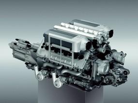 Двигатель Bugatti