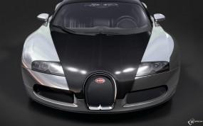 Обои Bugatti Veyron Pur Sang: Bugatti Veyron, Pur Sang, Bugatti