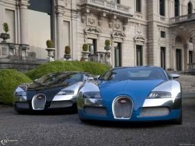 Обои Bugatti Veyron: Bugatti Veyron, Bugatti