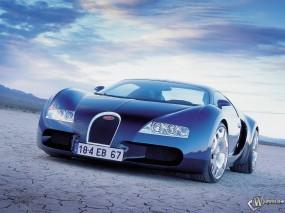 Обои Bugatti Veyron: Авто, Bugatti Veyron, Bugatti, Небо, Бугатти, Bugatti