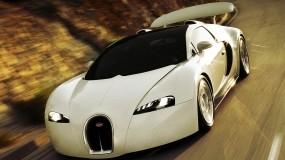 Bugatti white