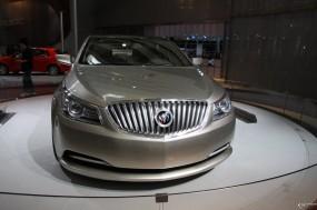 Обои Buick Invicta (2008): Buick Invicta, Buick